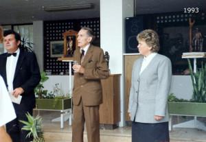 1993 - a gimnázium 100 éves évfordulóján