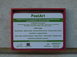 PostArt projekt