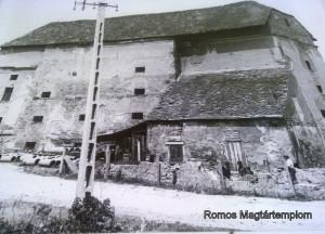 Romos Magtártemplom